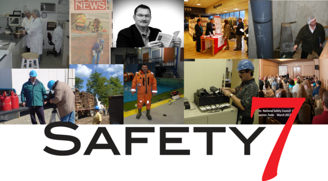 Canadian Major Safety Incidents 150 Years