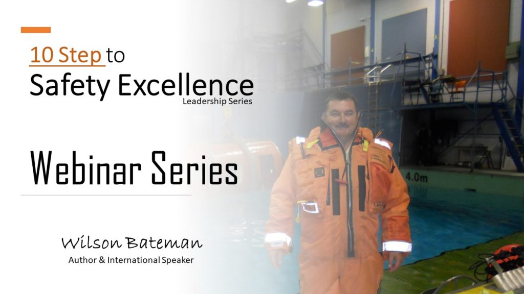 Webinar 10 Steps to safety excellence